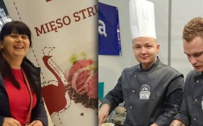 Strusia Kraina & MOBAX na Food Show Katowice 2017